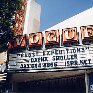 Vogue Theater 6675 Hollywood Blvd Hollywood 1997  2001