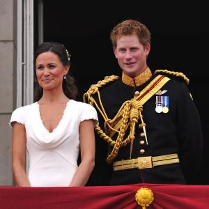 Prince Harry Windsor, Pippa Middleton