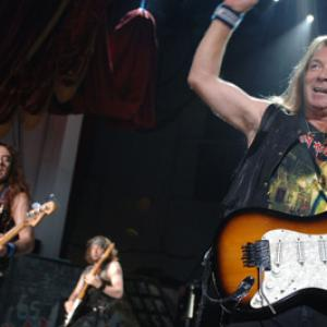 Steve Harris, Dave Murray, Adrian Smith, Iron Maiden