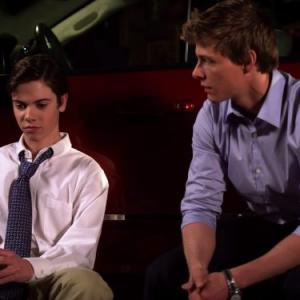 Alexander Gould, Hunter Parrish