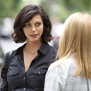 Still of Claire Danes and Morena Baccarin in Tevyne (2011)