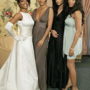Golden Brooks, Tracee Ellis Ross, Persia White, Keesha Sharp