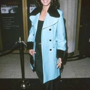 Jennifer Beals at event of The Contender 2000