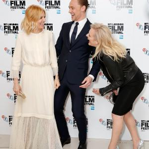 Elisabeth Moss, Tom Hiddleston, Sienna Miller