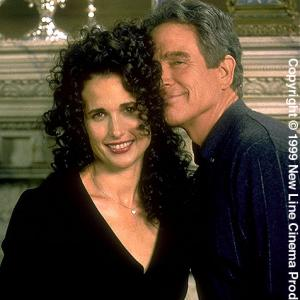 Andie MacDowell and Warren Beatty in Town amp Country 2001