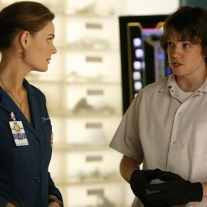 Emily Deschanel, Eric Millegan