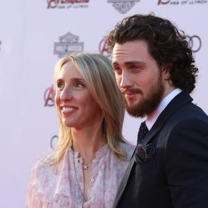 Sam Taylor-Johnson, Aaron Taylor-Johnson