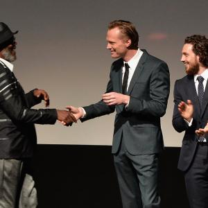Samuel L. Jackson, Paul Bettany, Aaron Taylor-Johnson