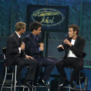 Brian Dunkleman, Ryan Seacrest, Will Young