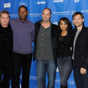 Ray Liotta, Tobey Maguire, Dennis Haysbert, Kerry Washington, Jacob Aaron Estes