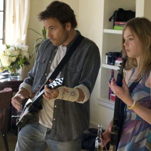 Still of Stephen Dorff and Elle Fanning in Somewhere 2010