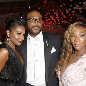 Gabrielle Union, Serena Williams, Tyler Perry