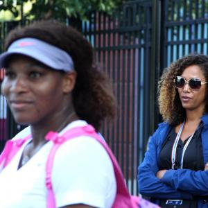 Serena Williams, Michelle Major