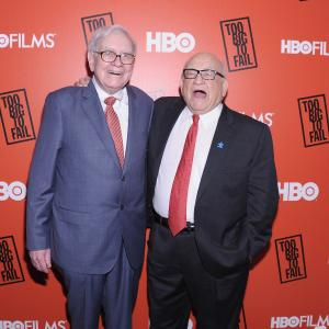 Edward Asner, Warren Buffett