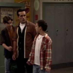 Ben Savage, Rider Strong, Danny McNulty
