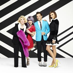 Joan Rivers, Giuliana Rancic, Kelly Osbourne, George Kotsiopoulos