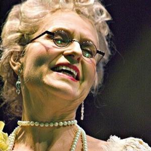 As Lady CowperCowper in LADY WINDERMERES FAN at CENTER STAGE