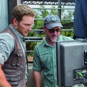 Chris Pratt, Colin Trevorrow