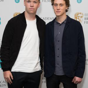 George MacKay, Will Poulter
