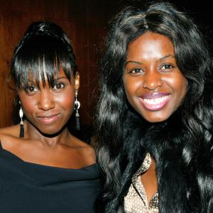 Michelle Gayle, June Sarpong
