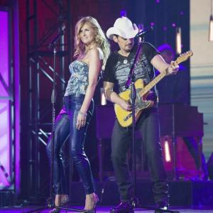 Connie Britton, Brad Paisley