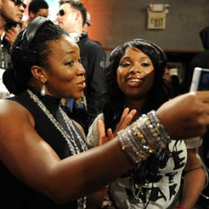 India Arie, Jennifer Hudson