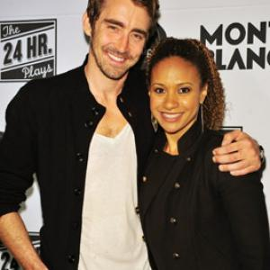 Tracie Thoms, Lee Pace