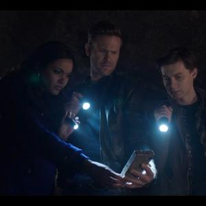 Matthew Davis, Jessica Lucas, James Pizzinato