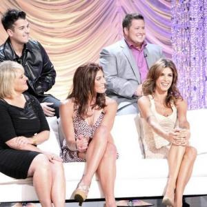 Still of Chaz Bono, Elisabetta Canalis, Nancy Grace, Hope Solo and Rob Kardashian in Dancing with the Stars (2005)