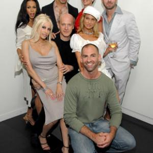 Timothy Greenfield-Sanders, Heather Hunter, Sharon Mitchell, Michael Lucas, Gina Lynn, Chad Hunt, Savanna Samson