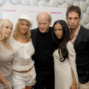 Timothy Greenfield-Sanders, Heather Hunter, Michael Lucas, Gina Lynn, Savanna Samson