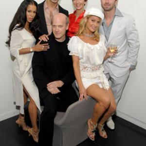 Timothy Greenfield-Sanders, Heather Hunter, Sharon Mitchell, Michael Lucas, Chad Hunt, Savanna Samson