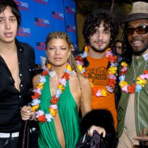 The Black Eyed Peas, Julian Casablancas, Fabrizio Moretti, Will.i.am