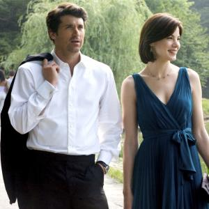 Still of Patrick Dempsey and Michelle Monaghan in Made of Honor 2008