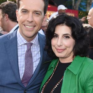 Ed Helms, Sue Kroll