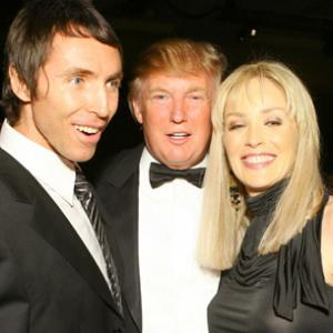 Sharon Stone, Donald Trump, Steve Nash