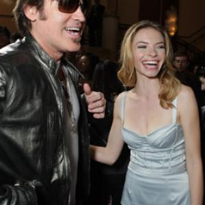 Billy Ray Cyrus and Katherine Boecher at event of Kaimynas snipas (2010)