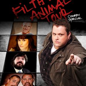 Ralphie May, Danielle Stewart, Chuck Roy, Billy Wayne Davis, The Smash Brothers