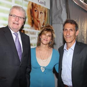 David Frankel, Amy Pascal, Howard Stringer, Michael Lynton