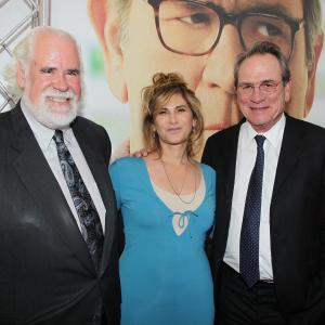 Tommy Lee Jones, Jeff Blake, Amy Pascal