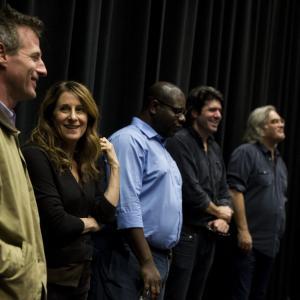 Spike Jonze, Paul Greengrass, Nicole Holofcener, J.C. Chandor and Steve McQueen