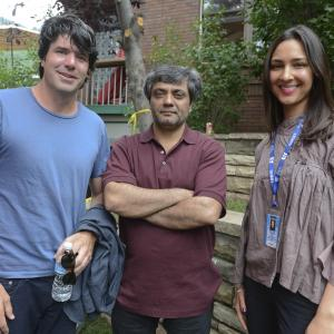 J.C. Chandor and Mohammad Rasoulof
