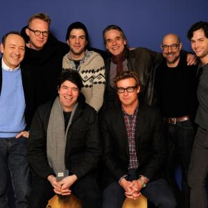 Kevin Spacey, Jeremy Irons, Stanley Tucci, Penn Badgley, Simon Baker, Paul Bettany, Zachary Quinto and J.C. Chandor