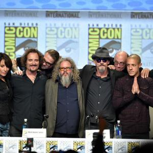 Katey Sagal, Paris Barclay, Dayton Callie, Kim Coates, Tommy Flanagan, Theo Rossi, Kurt Sutter, David Labrava, Mark Boone
