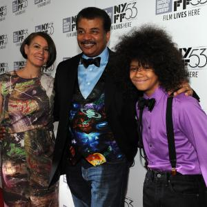 Neil deGrasse Tyson, Alice Young