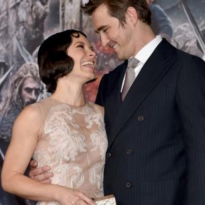 Lee Pace, Evangeline Lilly