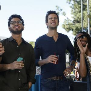 Zach Cregger, Al Madrigal, David Walton