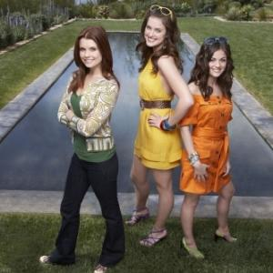 Still of JoAnna Garcia Swisher, Ashley Newbrough and Lucy Hale in Privileged (2008)