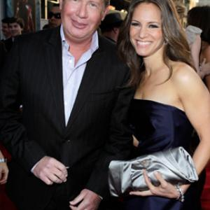 Garry Shandling and Susan Downey at event of Gelezinis zmogus 2 (2010)