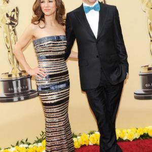 Susan Downey at event of The 82nd Annual Academy Awards (2010)
